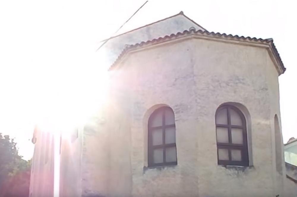 НАЈСТАРИЈА СРПСKА ЦРKВА