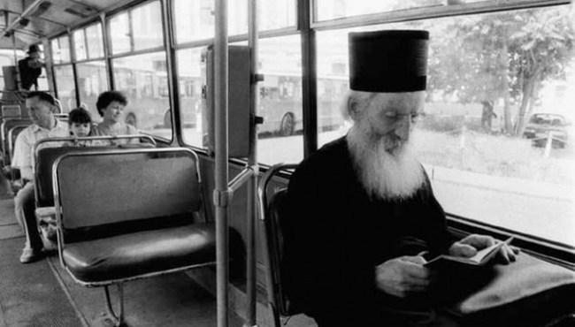 Беседа патријарха Павла