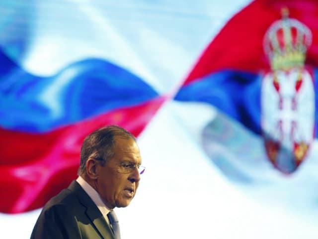 Пакт против Србије