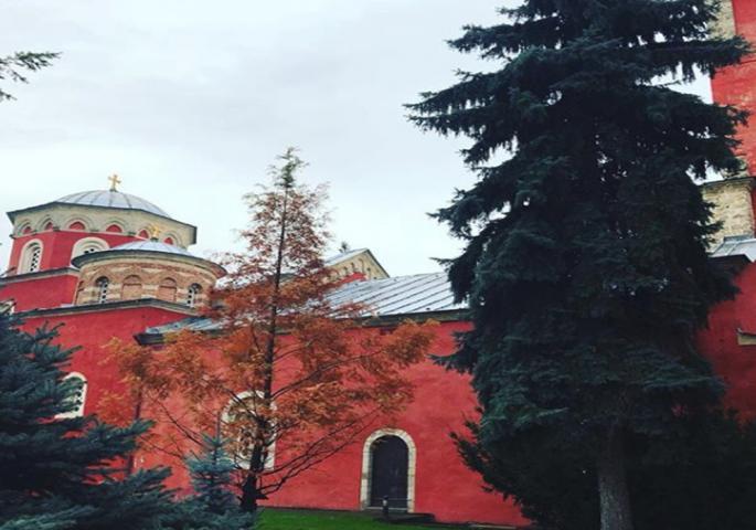 манастир Жича