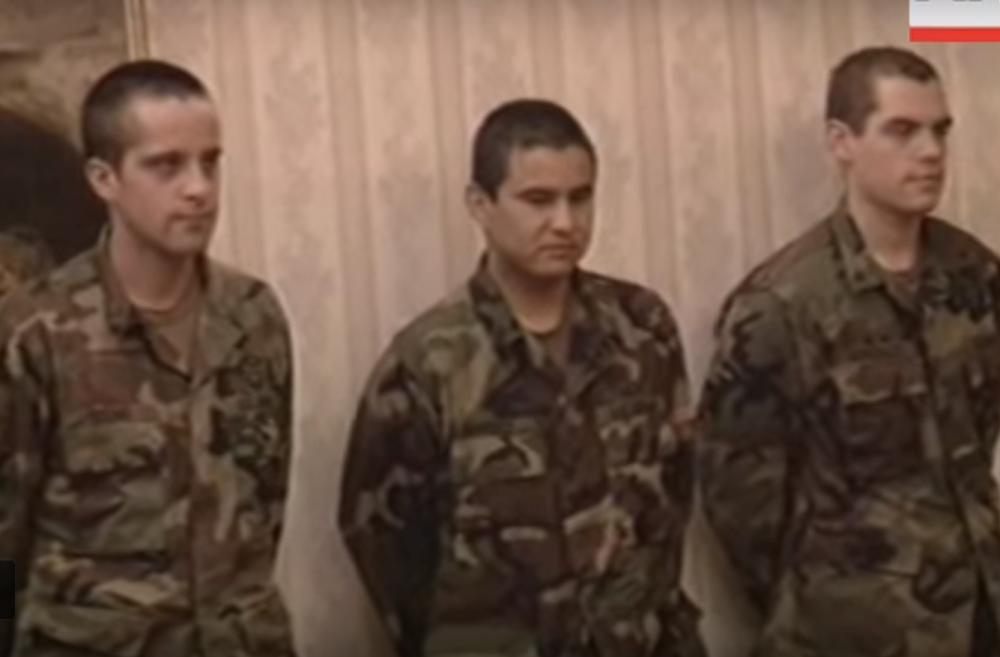 три америчка војника