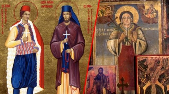 Српски светитељи