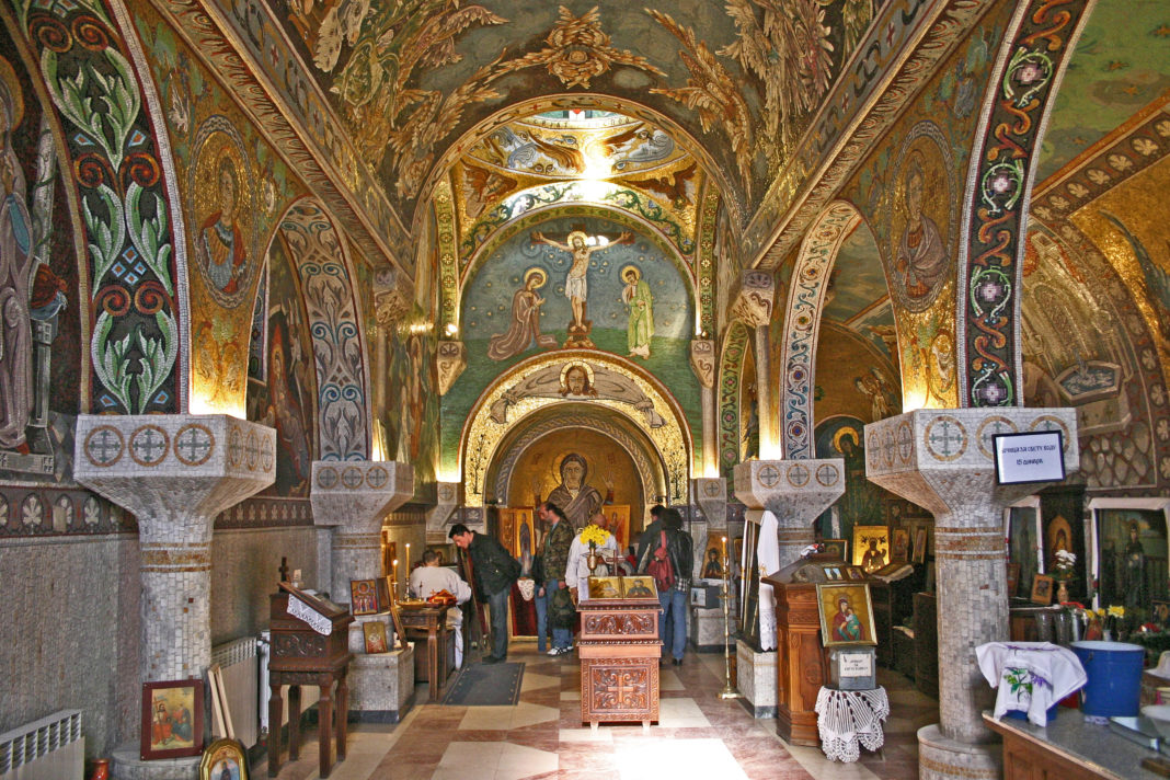Црква Свете Петке