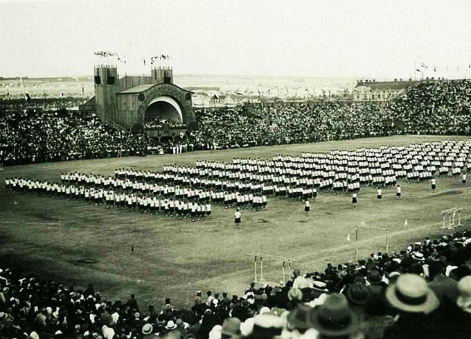 Олимпијски стадион