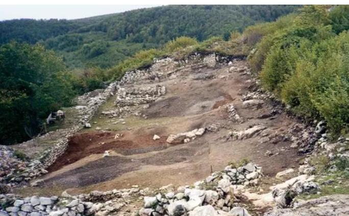 најстарија позната престоница Србије