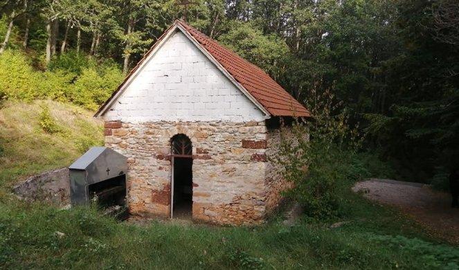 Црква надомак Гњилана