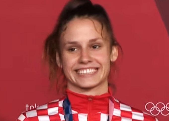 хрватске олимпијске шампионке